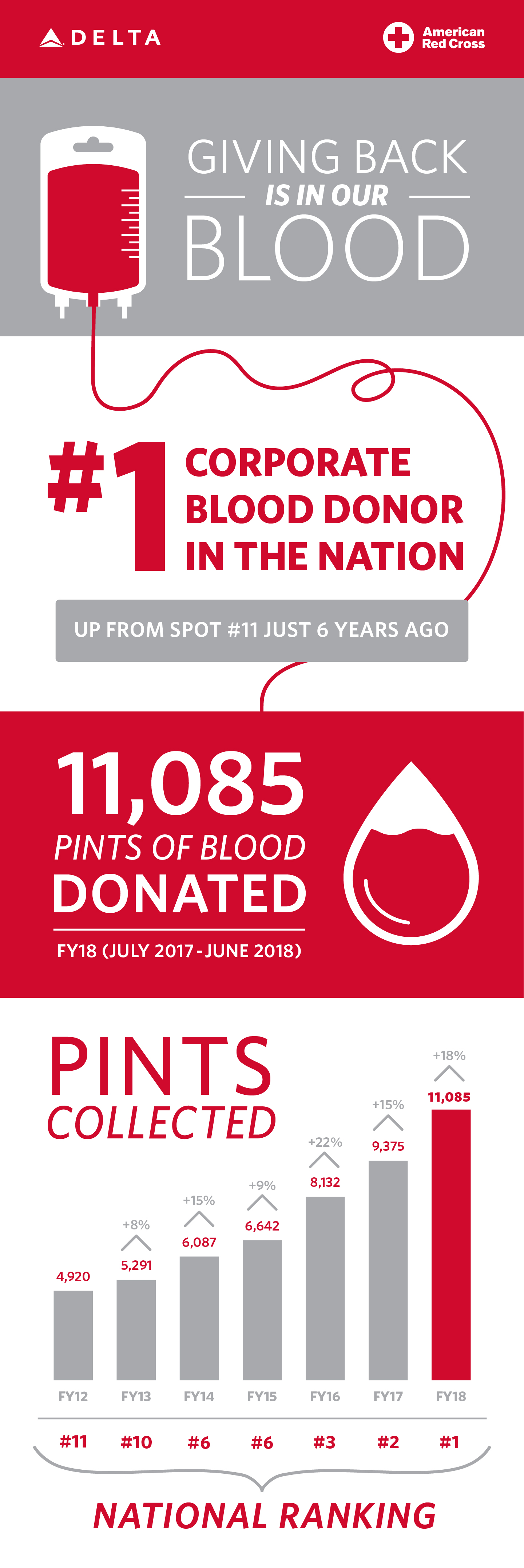Red Cross Infographic