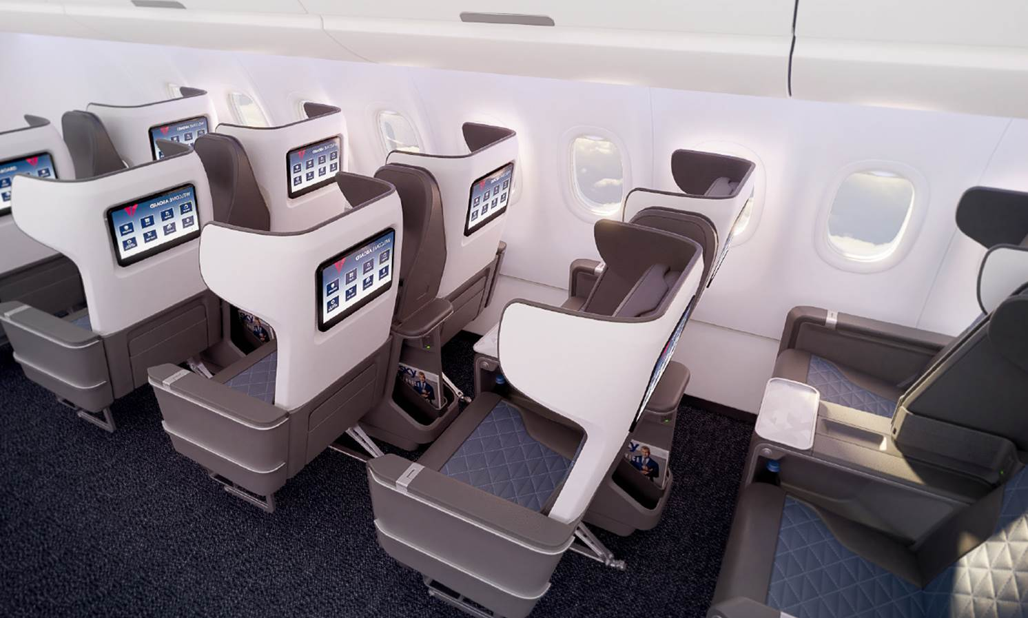 First Class Seats For A321neo Fleet