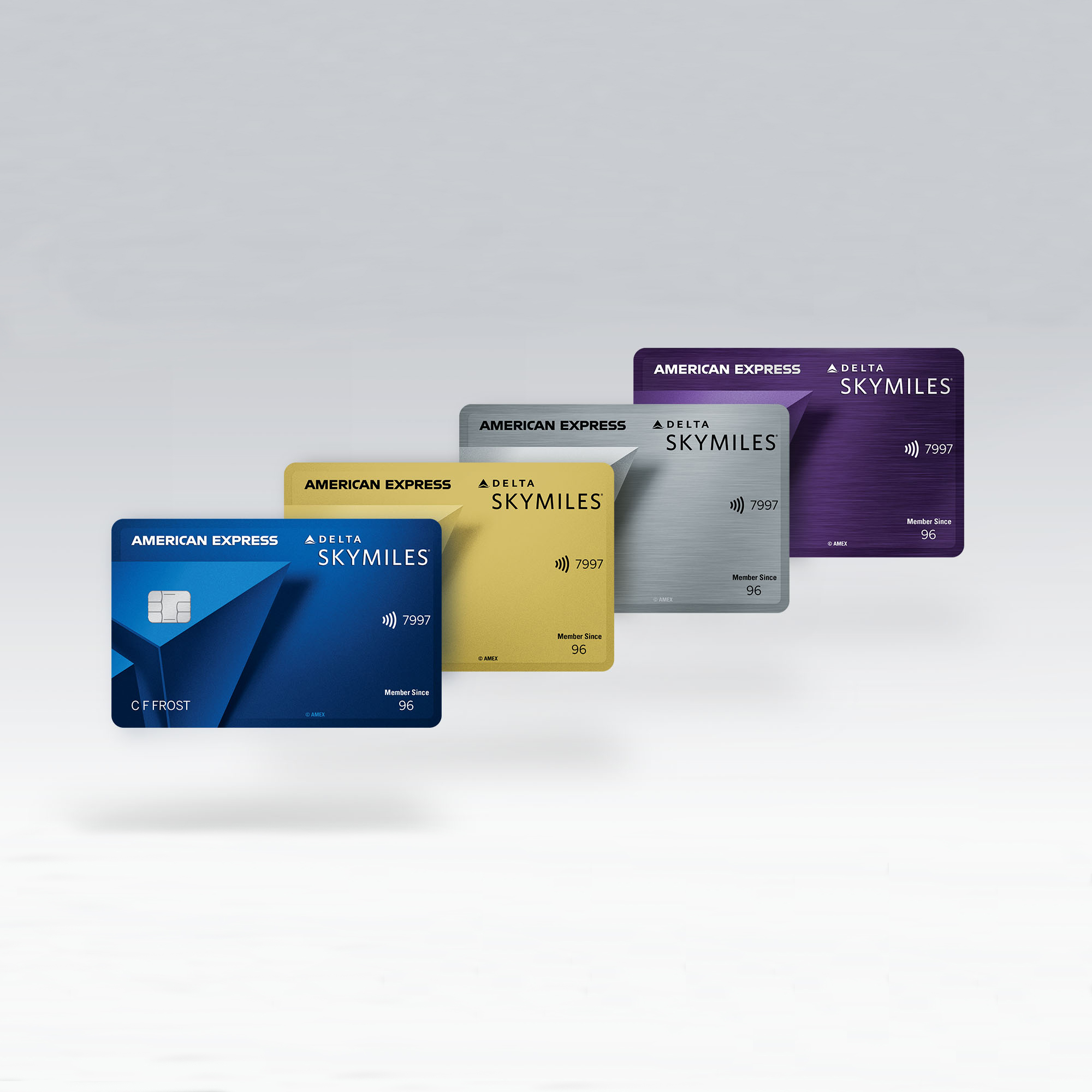 Relaunched Delta SkyMiles American Express Cards – now with new