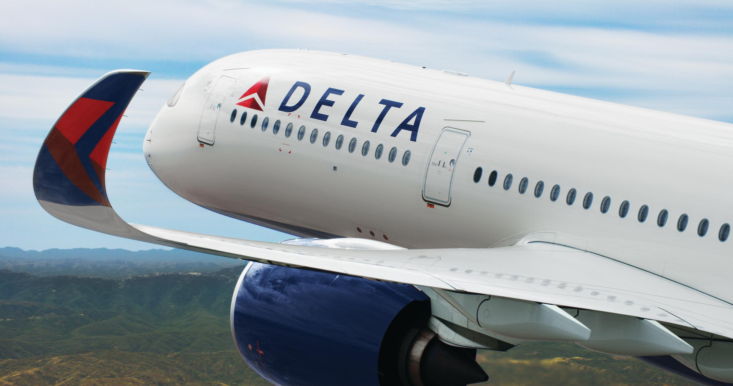New Delta Cargo Flights Between U S China Help Keep