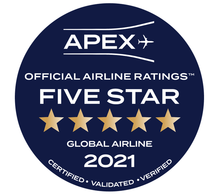 APEX official airline rating