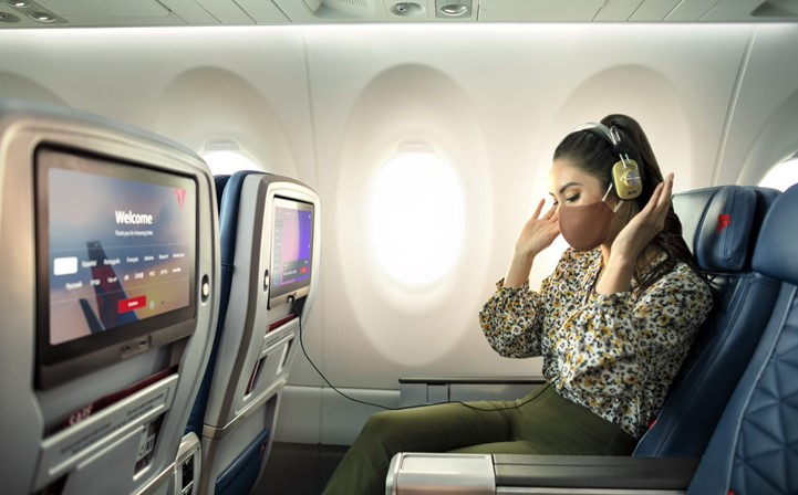 Delta and Spotify partner to curate the perfect soundtrack to your journey