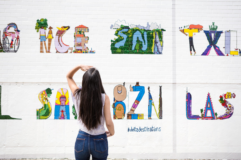 Brooklyn painted walls