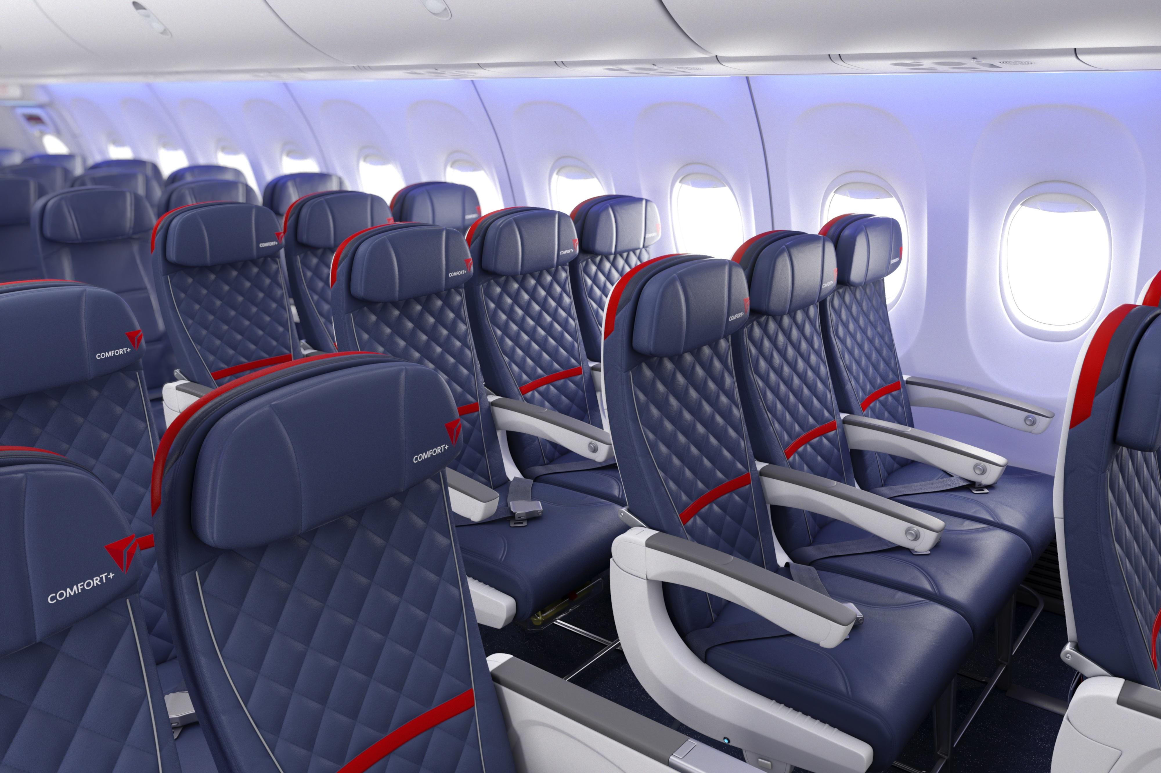 Delta Offers Redefined Cabin Premium