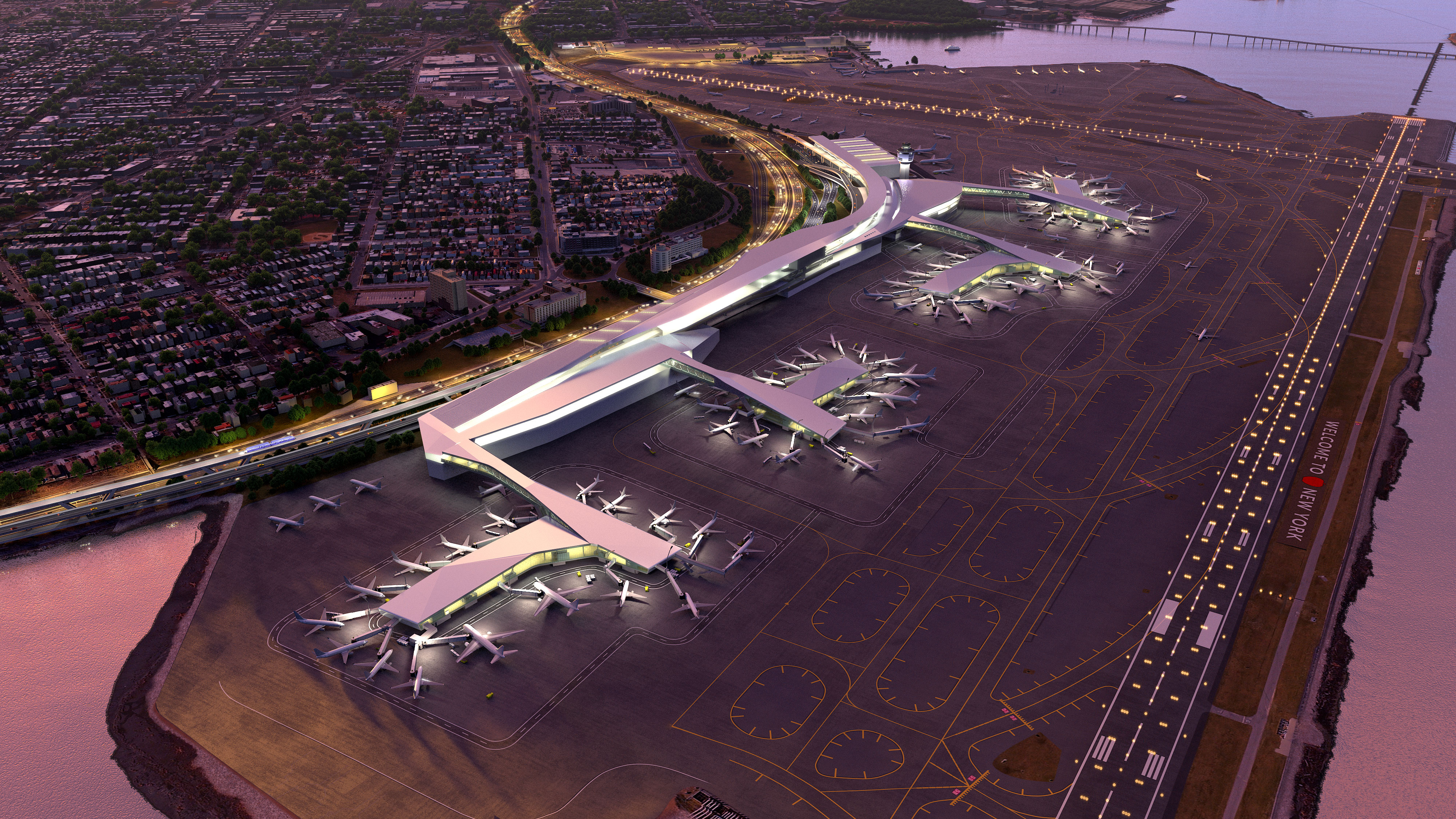 NY Delta to partner on LGA redevelopment  Delta News Hub