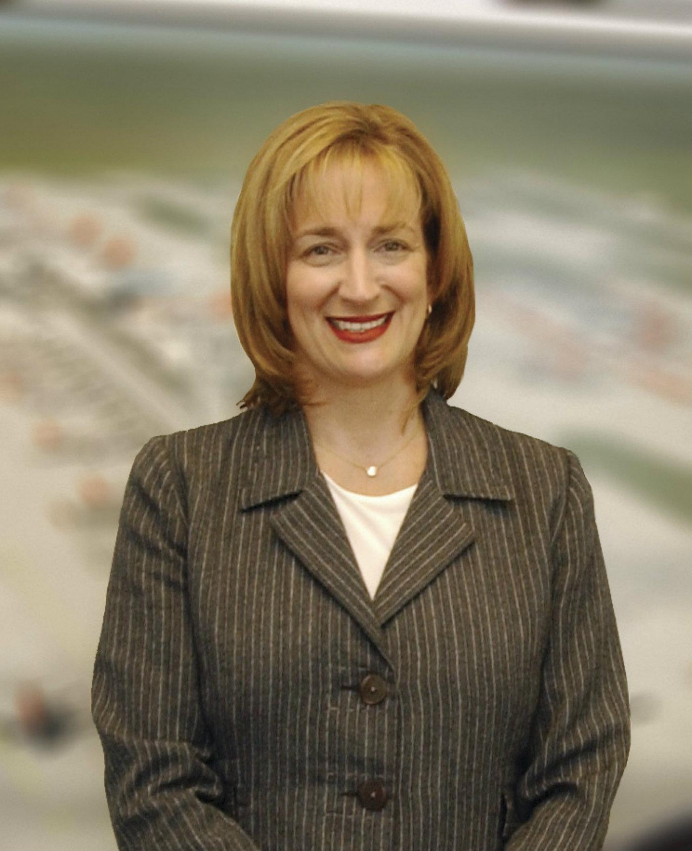 Andrea Newman Executive Headshot