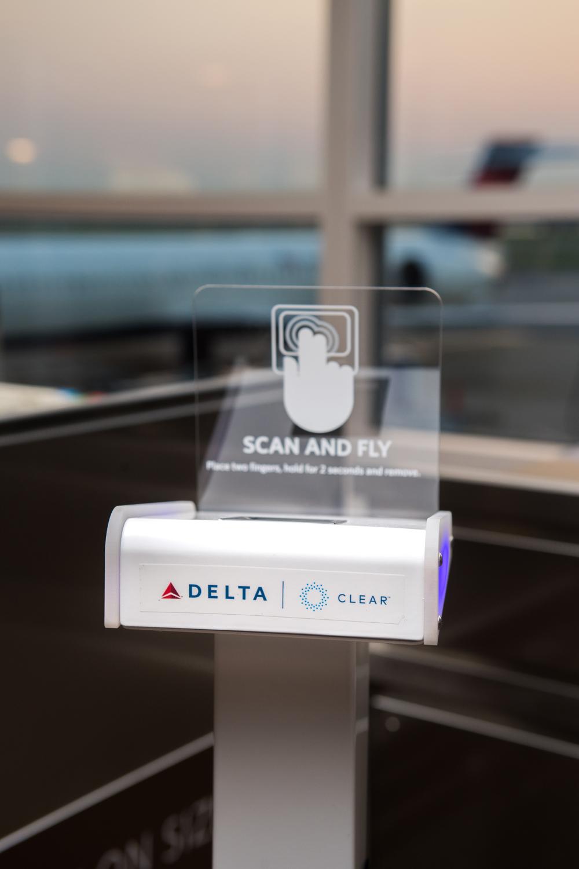 Biometric Boarding Pass