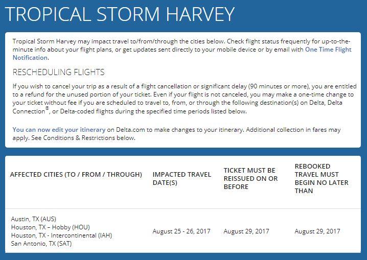 Harvey waiver