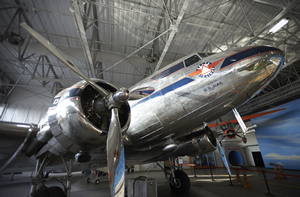 DC-3 In the Museum