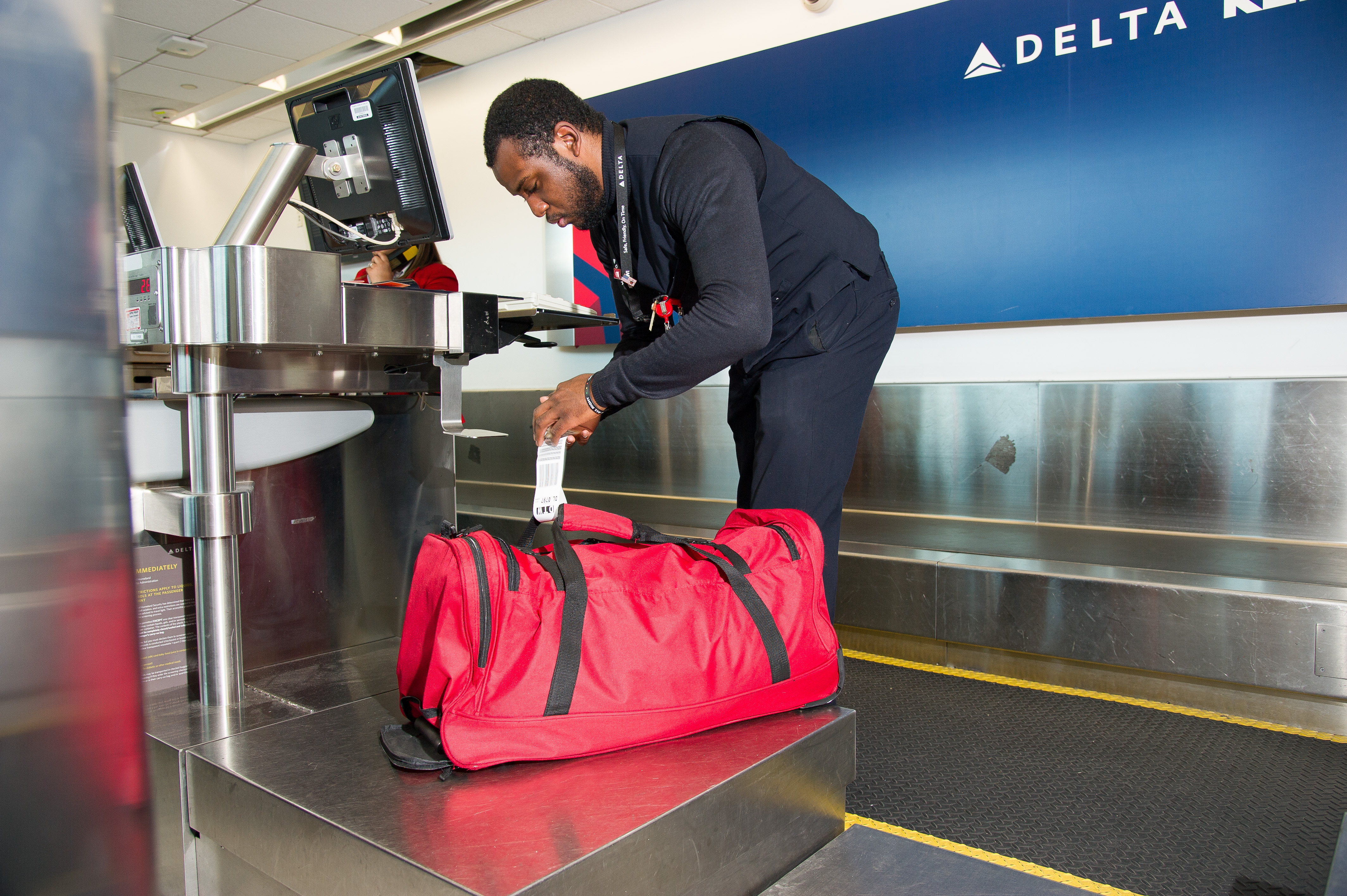 Delta introduces innovative baggage tracking process | Delta News Hub