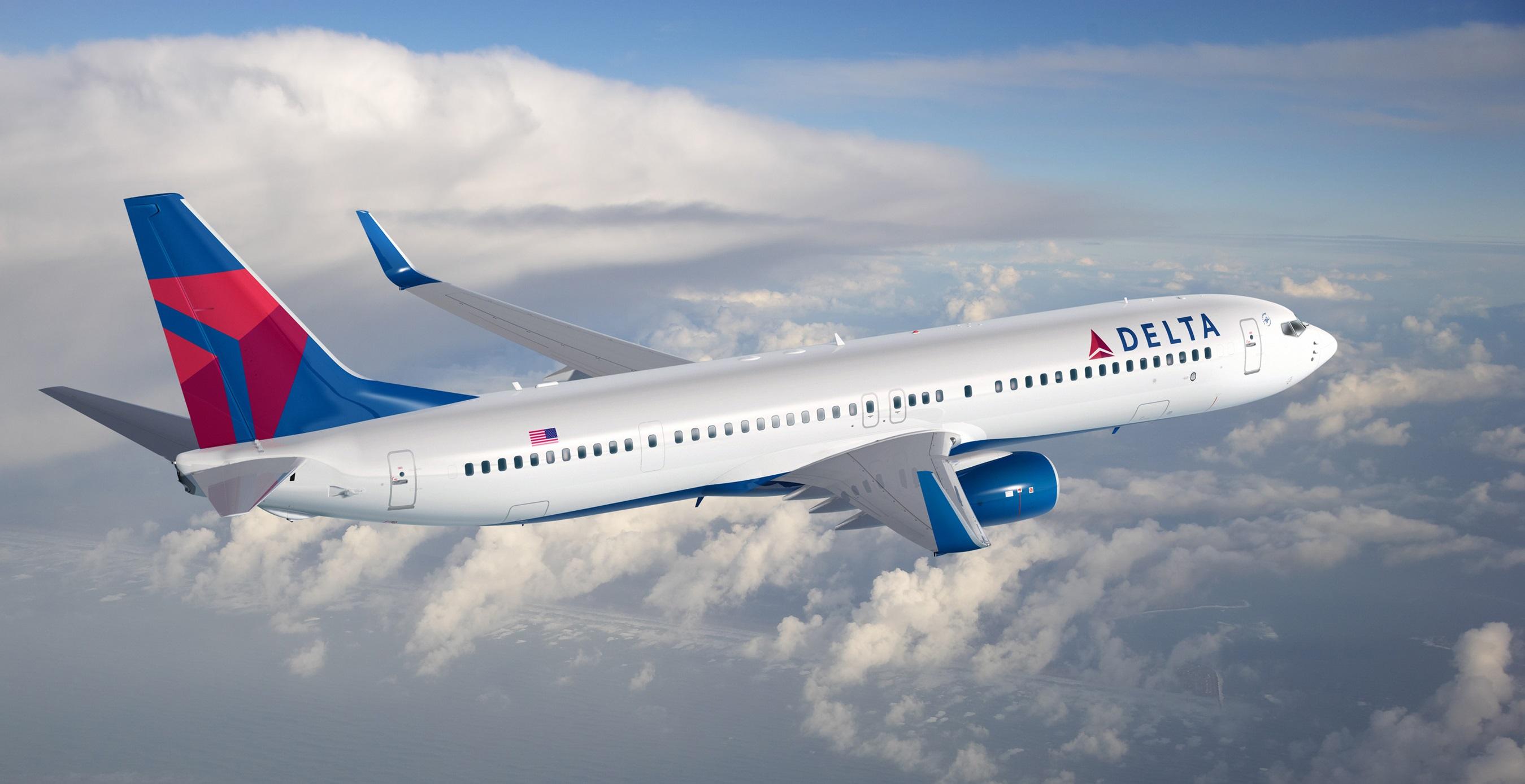 Delta Boeing 737