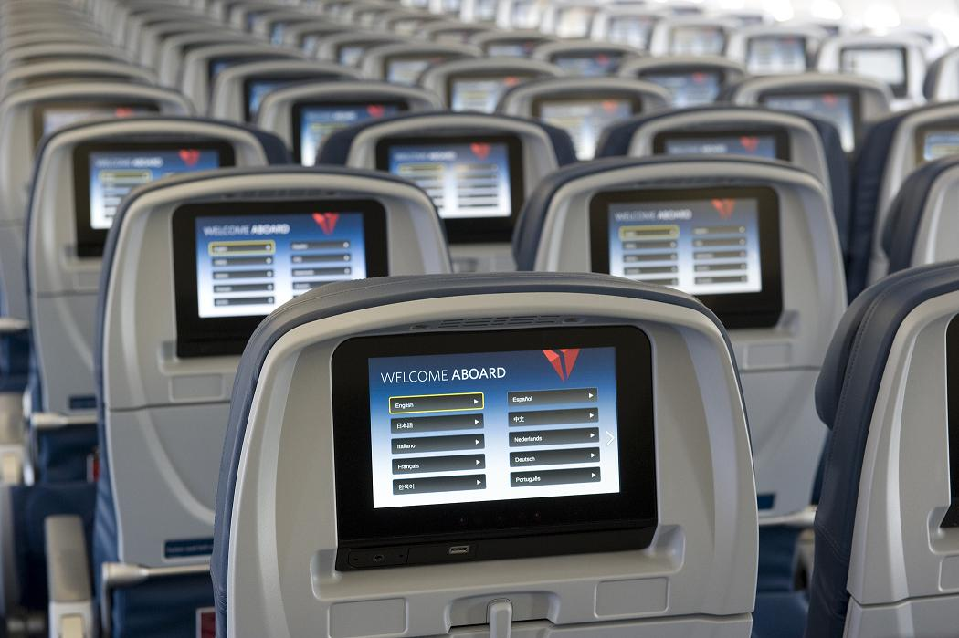 IFE Seat Back Screens