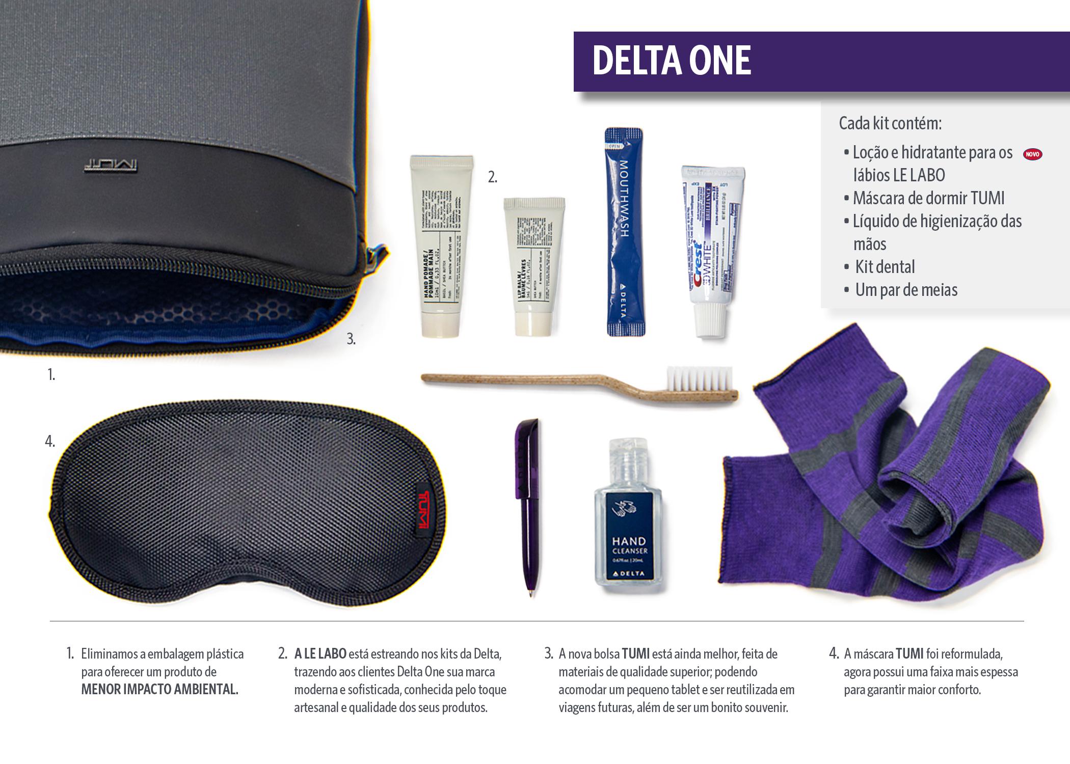 Delta One amenity kit_PORT