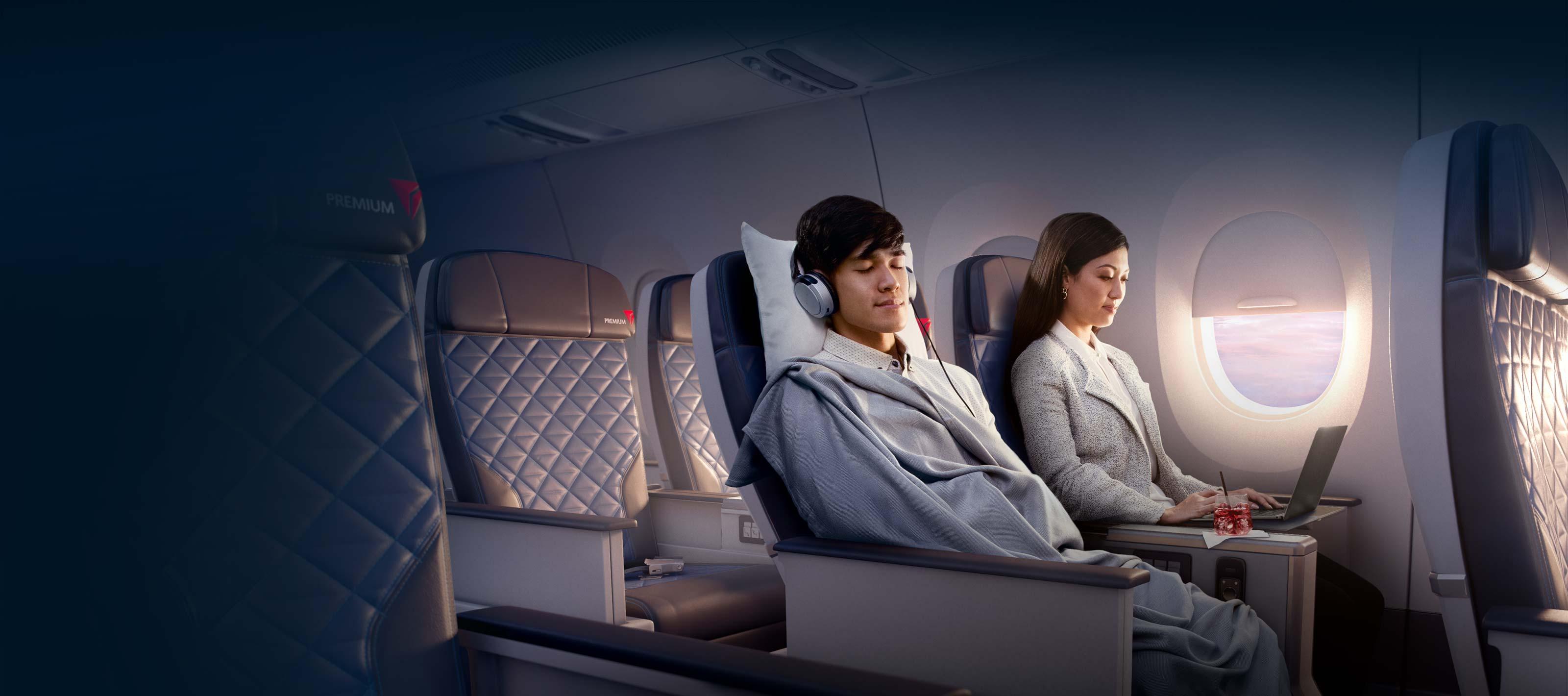 Αποτέλεσμα εικόνας για Delta to rollout pre-select flight meals for premier guests