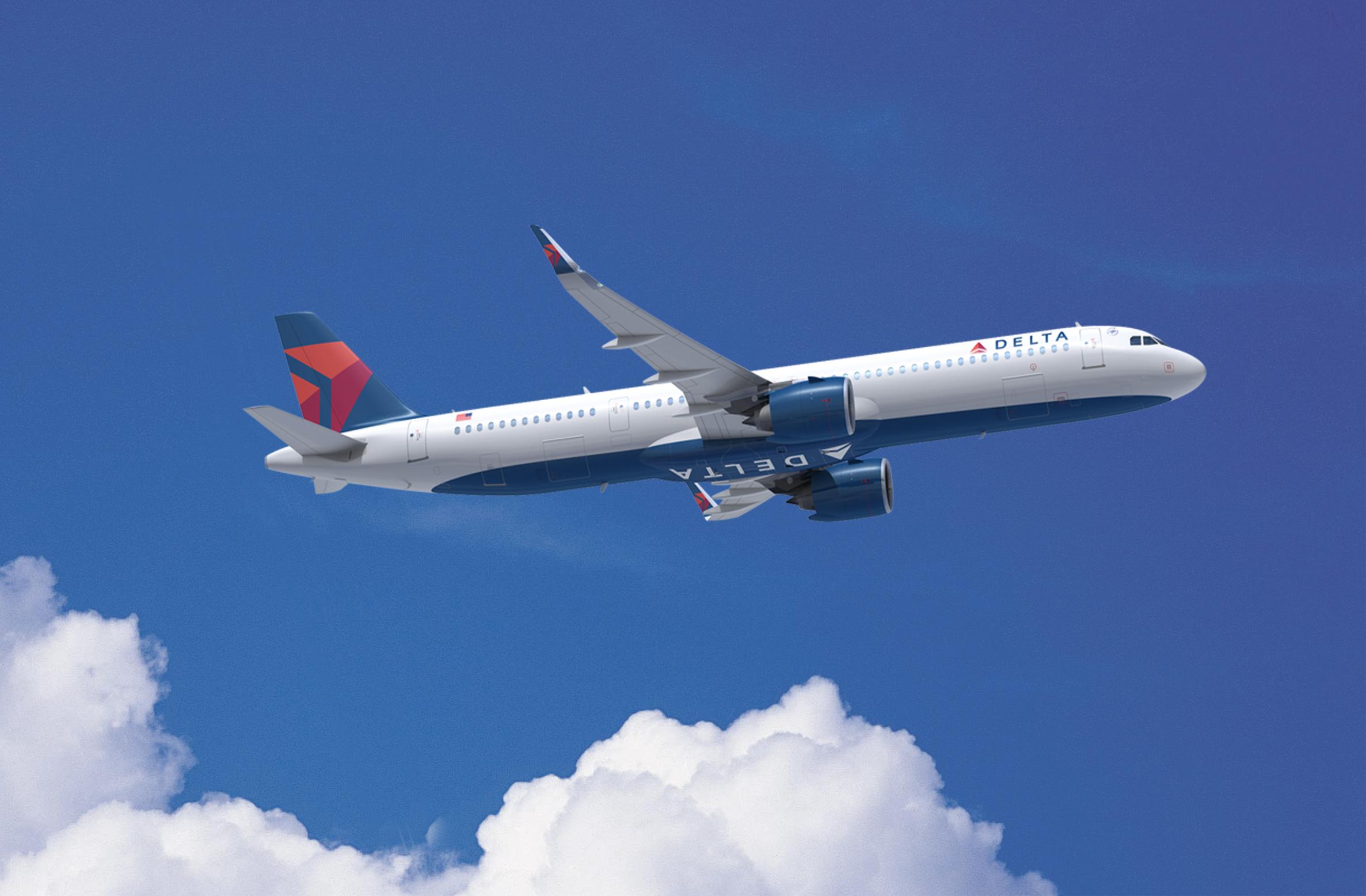 Delta A321neo