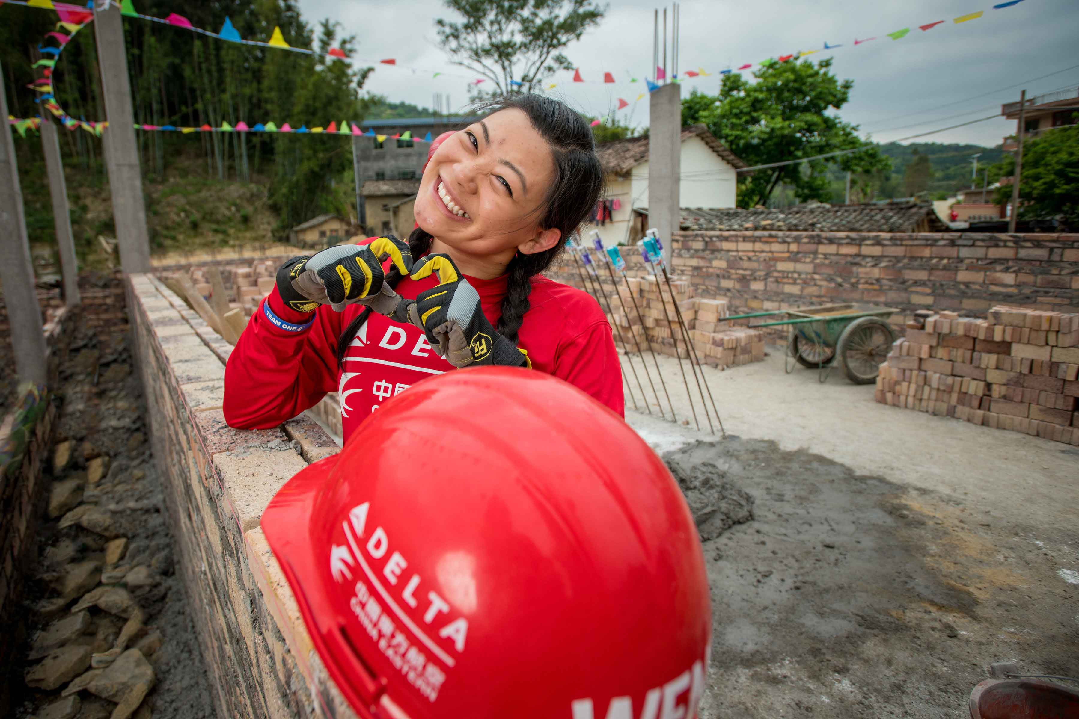 Habitat for Humanity Chiba Build 2018