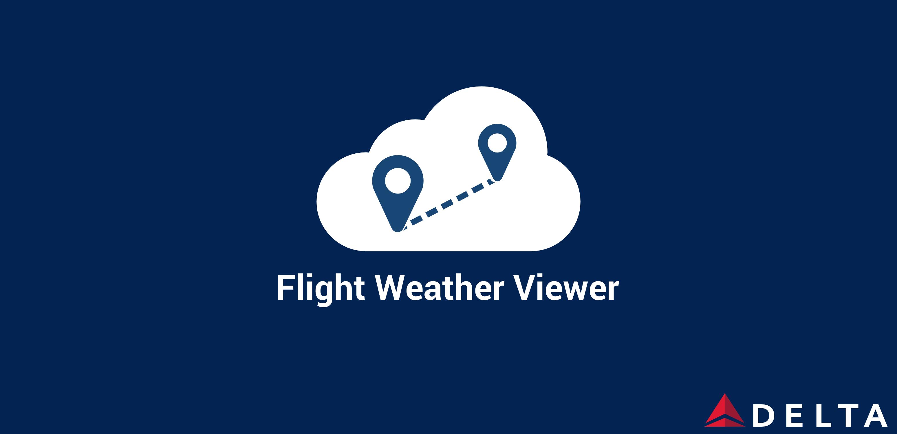 Flight Weather Viewer app icon 2