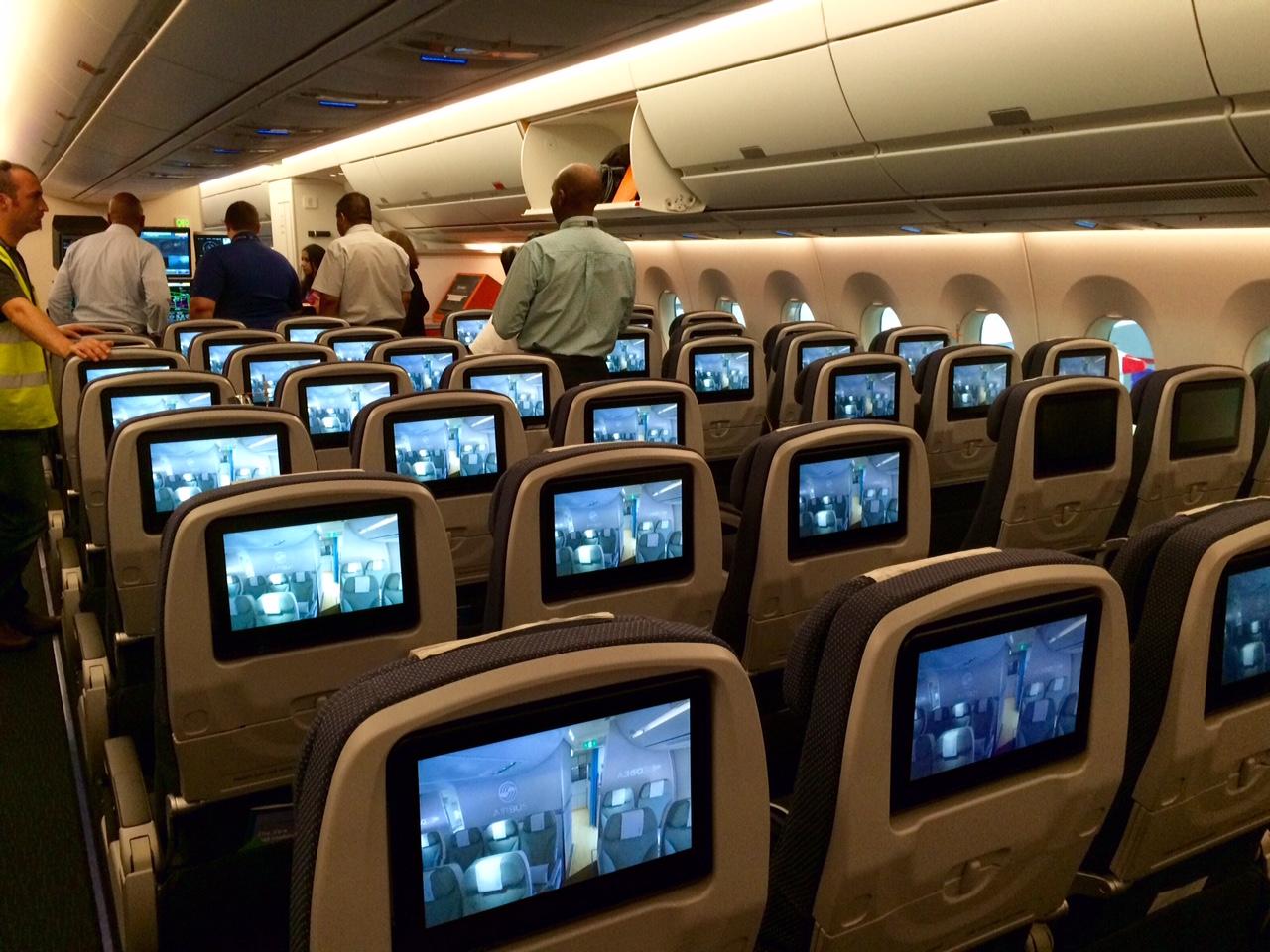 IFE Seat Back Screens