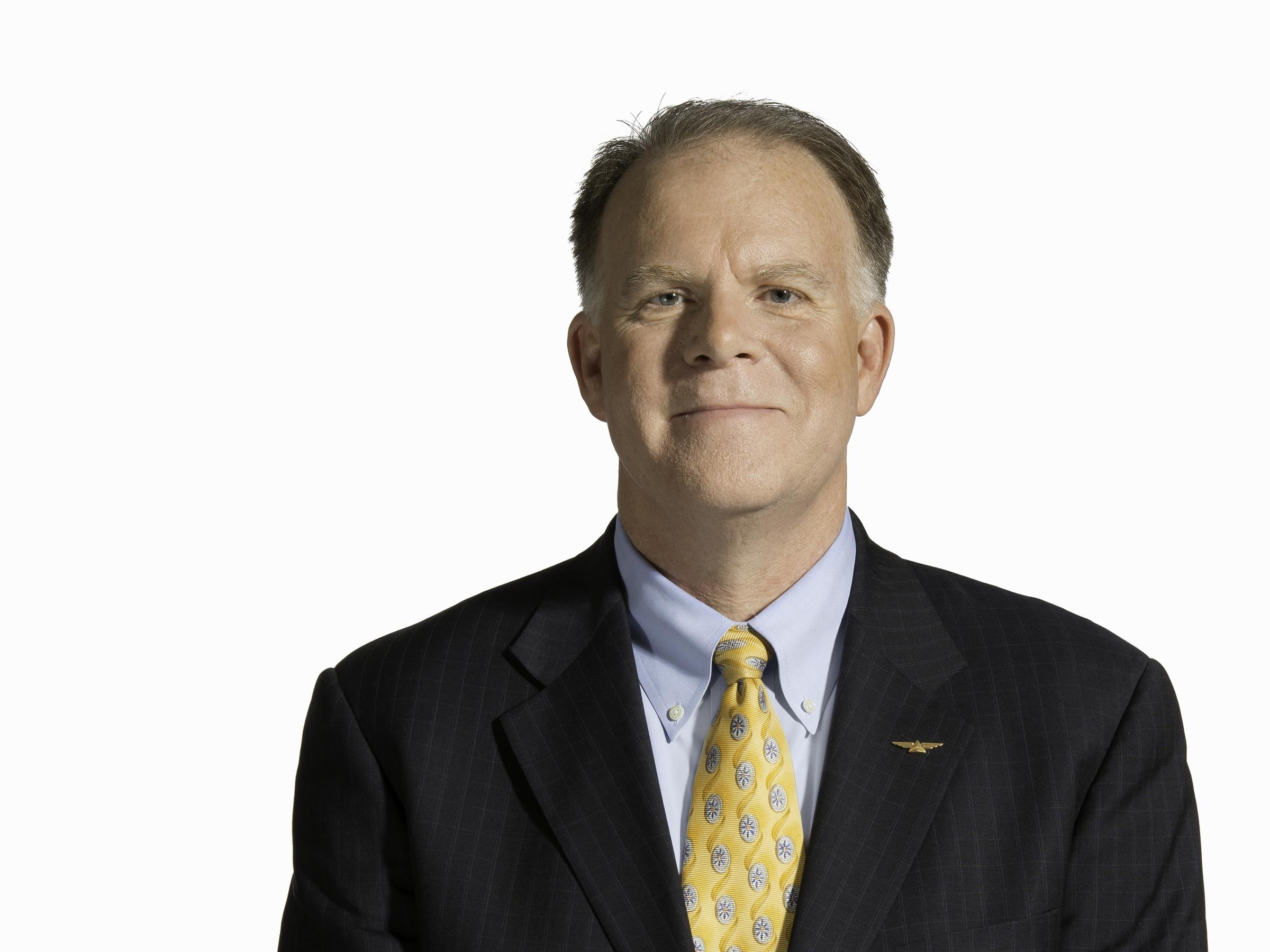 Gil West Executive Headshot