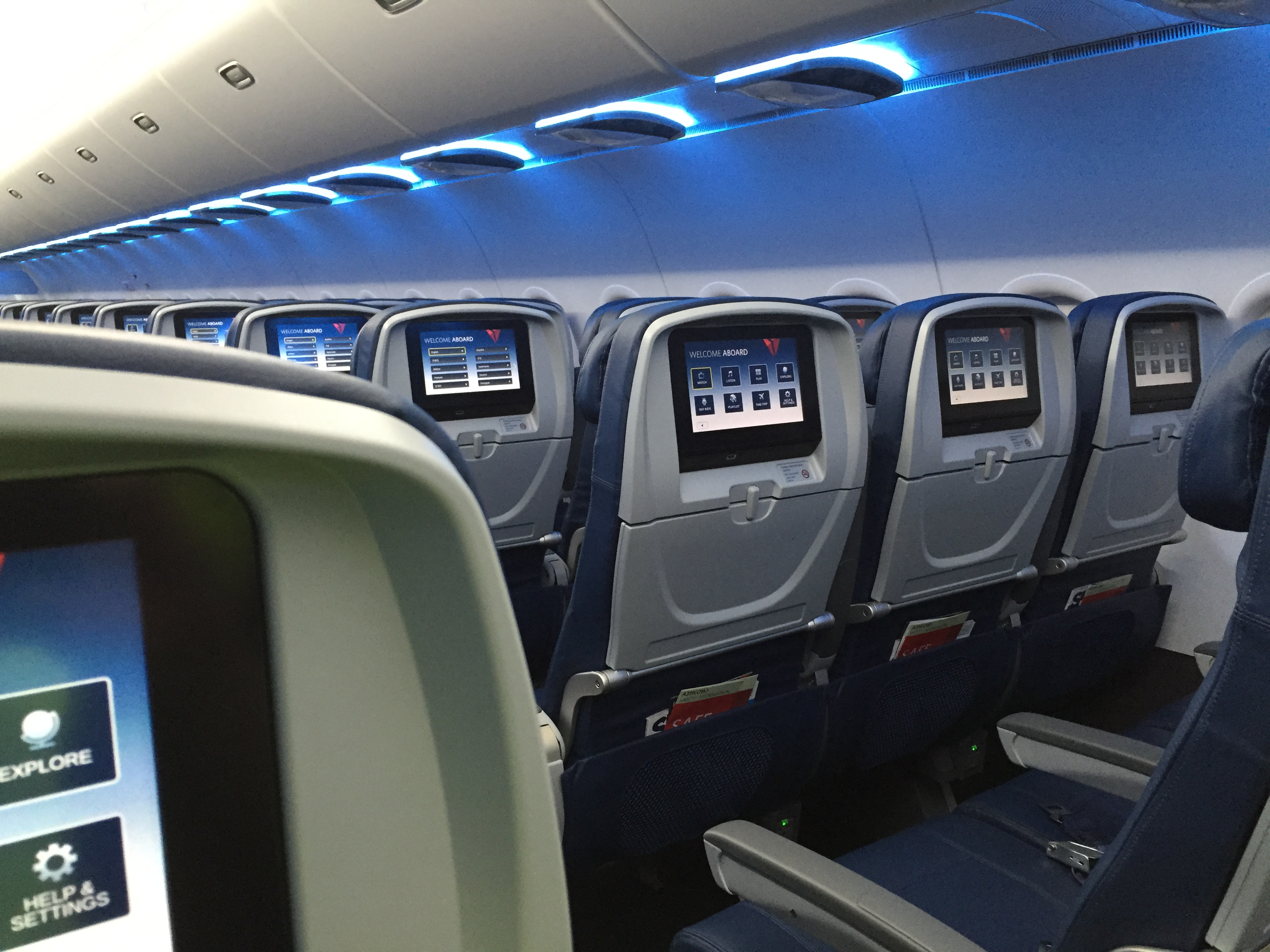 Airbus Jets Get State Of Art Revamp Delta News Hub