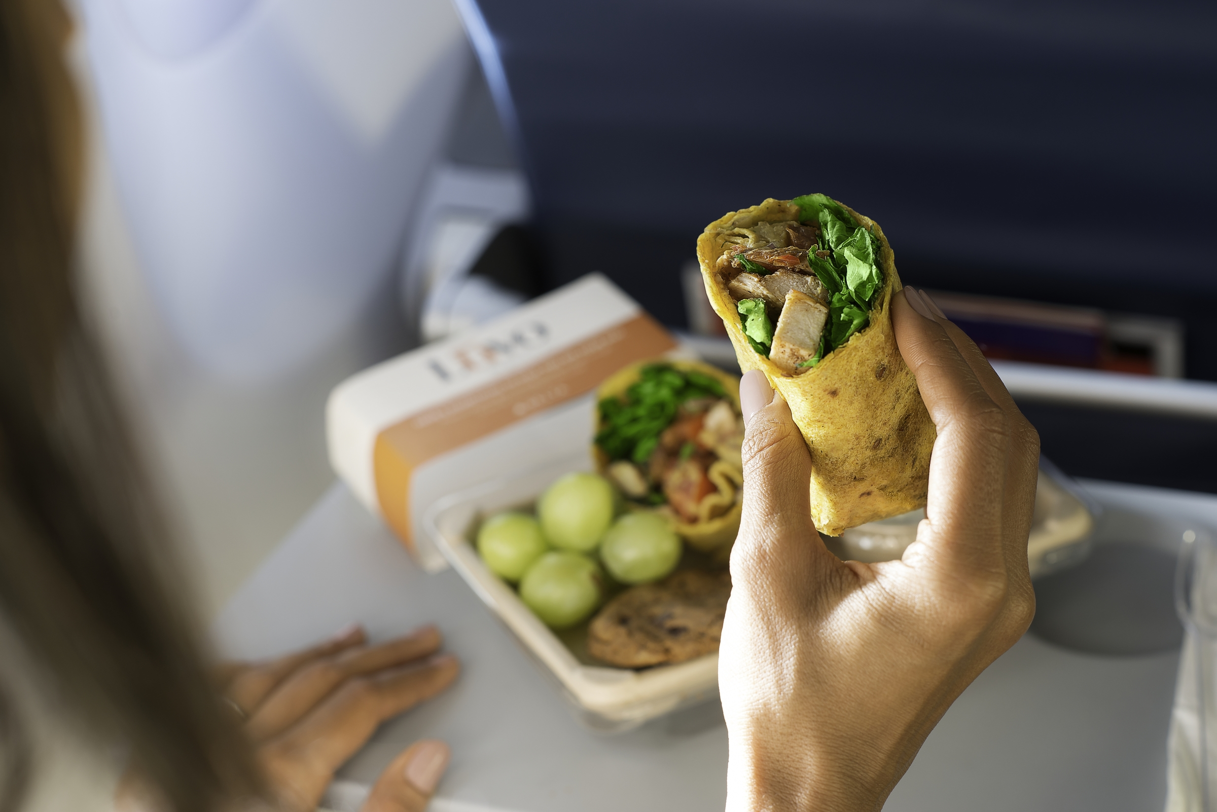 Luvo Chicken Wrap