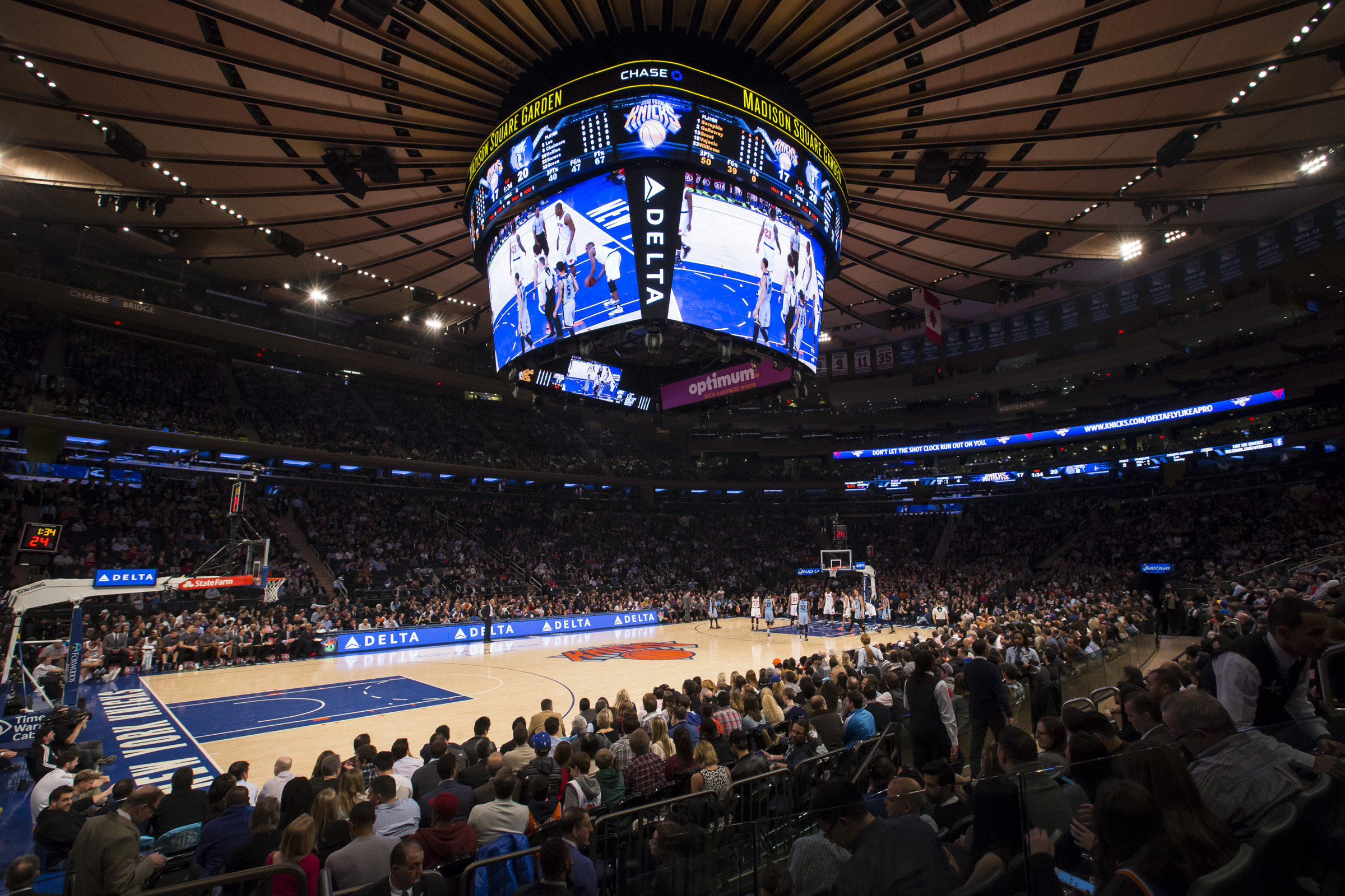 Delta Renews Expands Signature Partnership With Madison Square Garden Company And Msg Networks