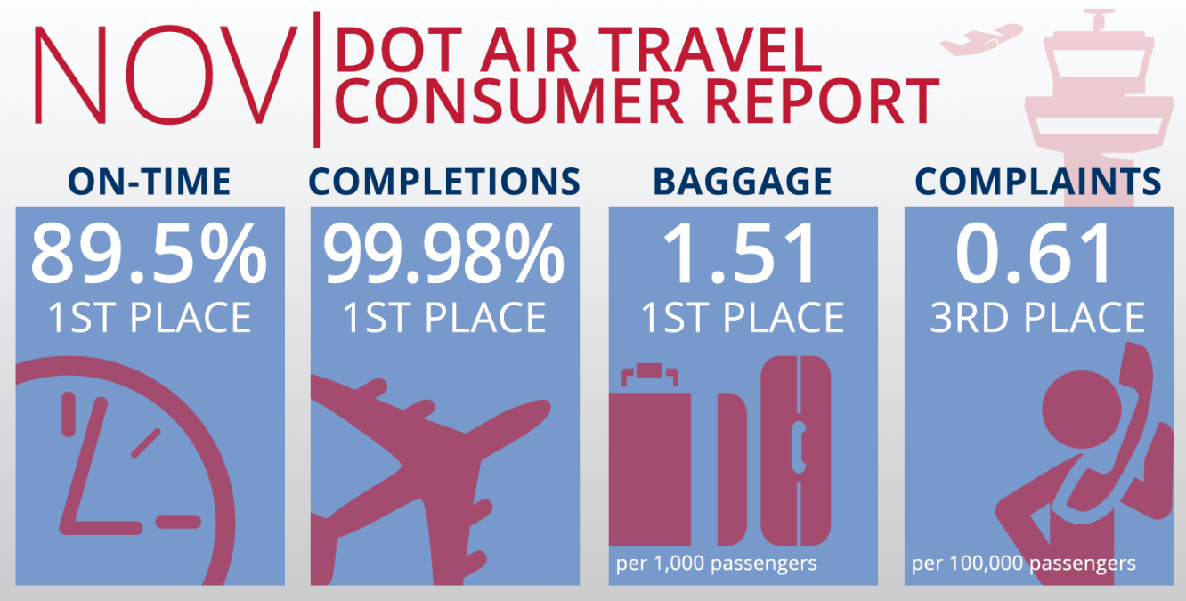 Dot Air Travel Consumer Report
