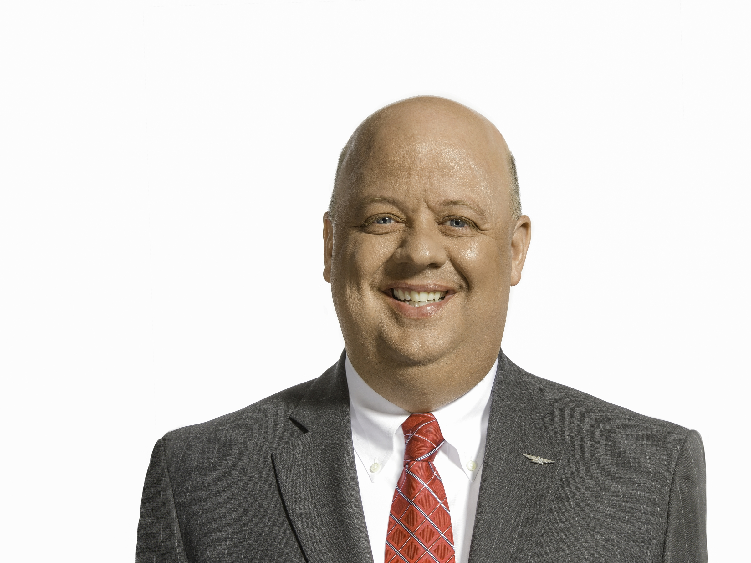 Paul Jacobson Executive Headshot