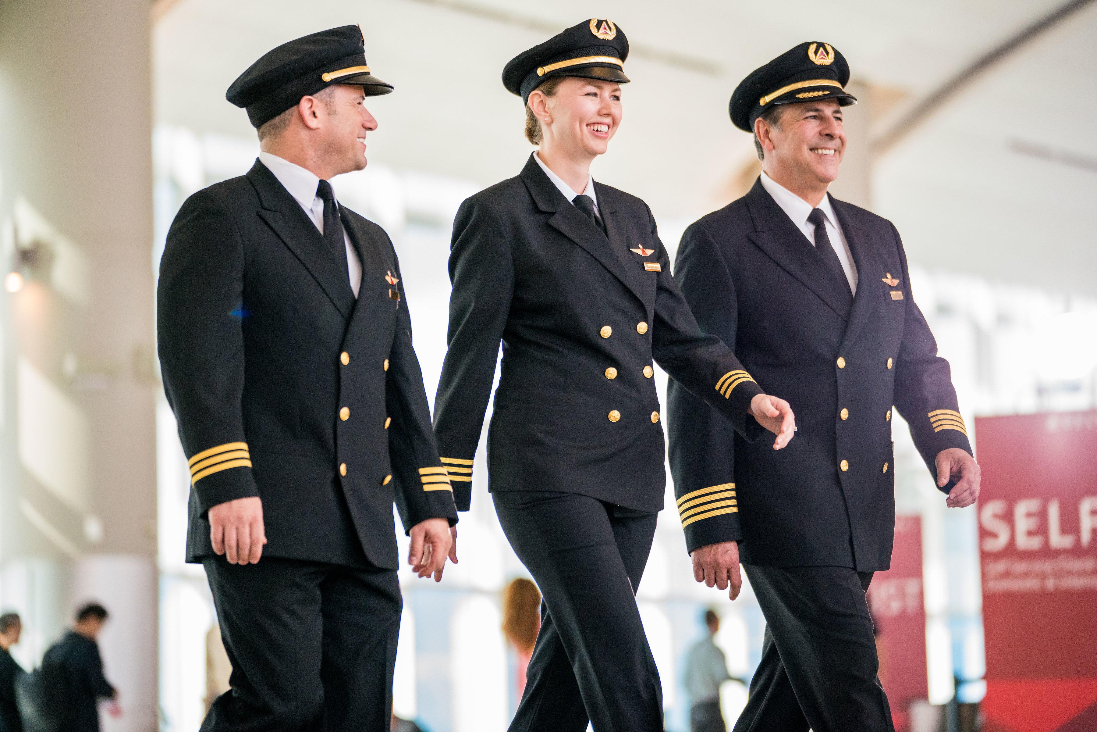 Delta propels next generation of pilots through innovative career
