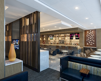 Next Stop Phoenix New Delta Sky Club Coming In Early
