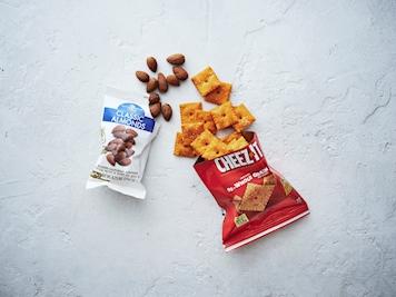 De nieuwe snacks bij Delta (Bron: Delta)