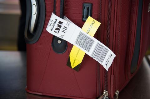 RFID bag tag