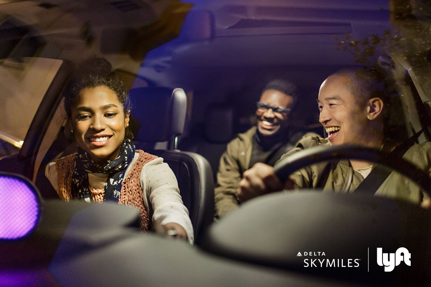 Delta expands miles program to include Lyft rides