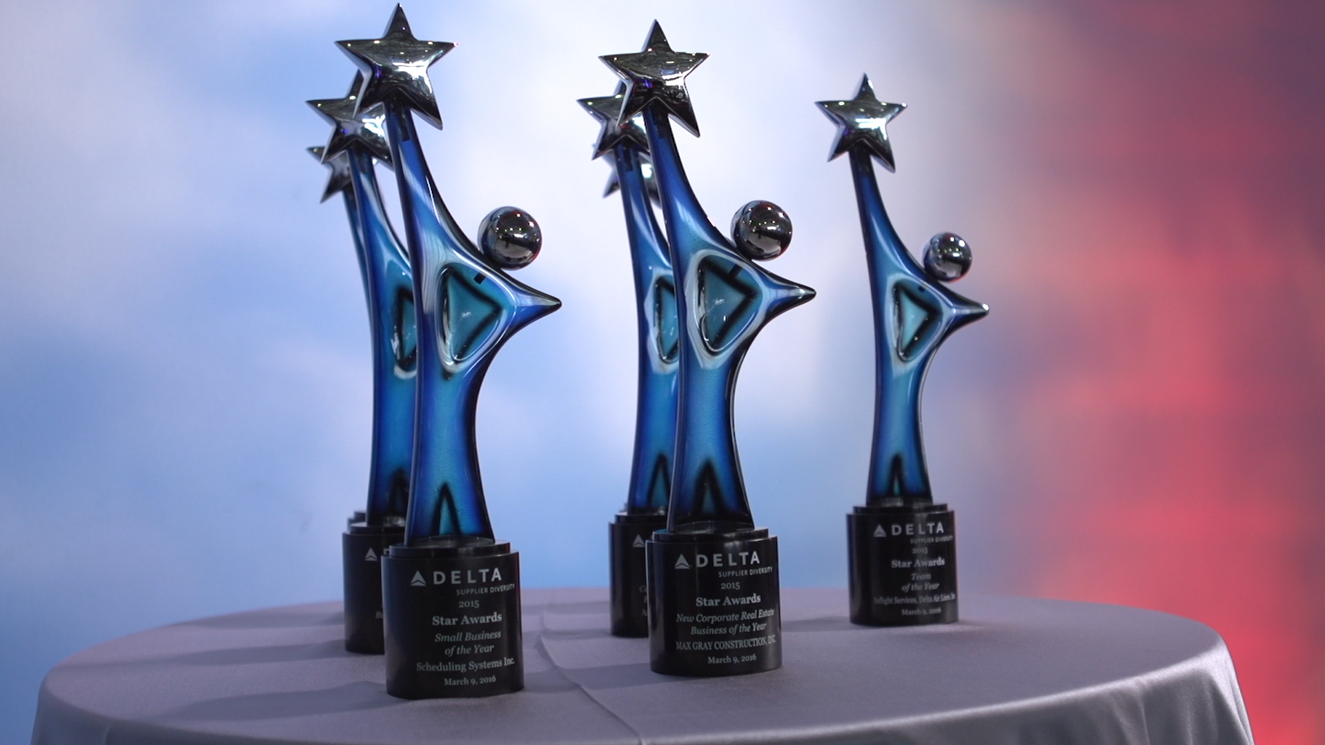 Diverse Suppliers Honored At 17th Annual Star Awards