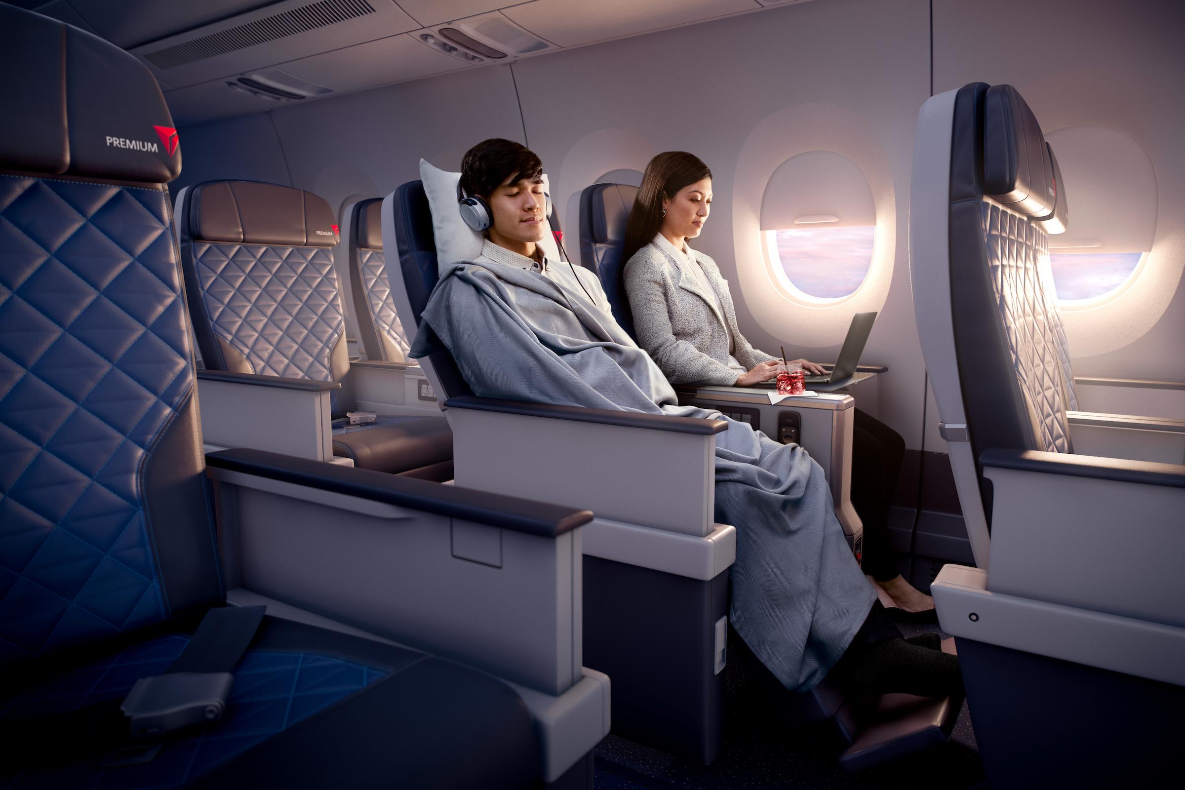 Delta Premium A350 1