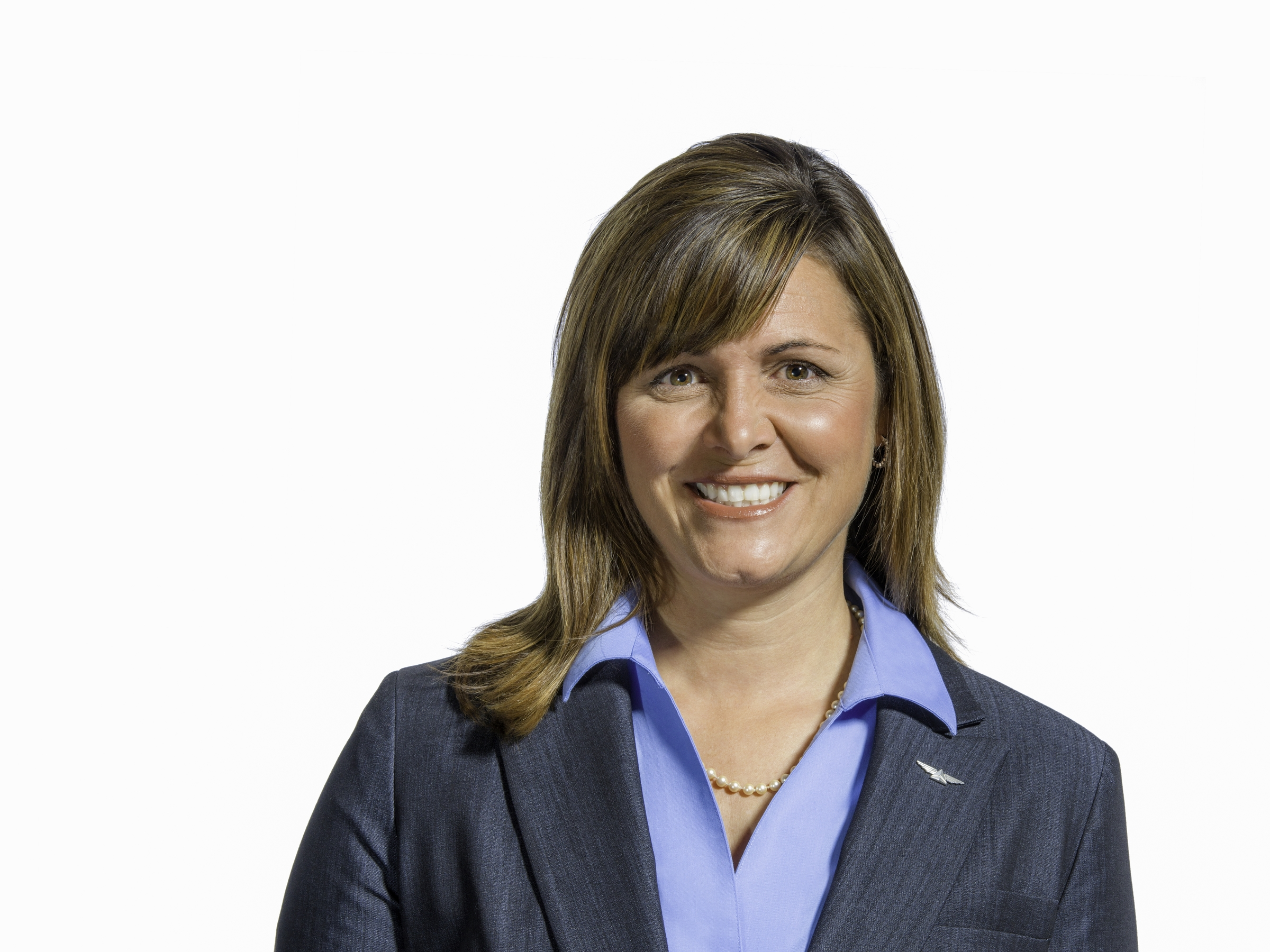 Theresa Wise - S.V.P. and Chief Information Officer