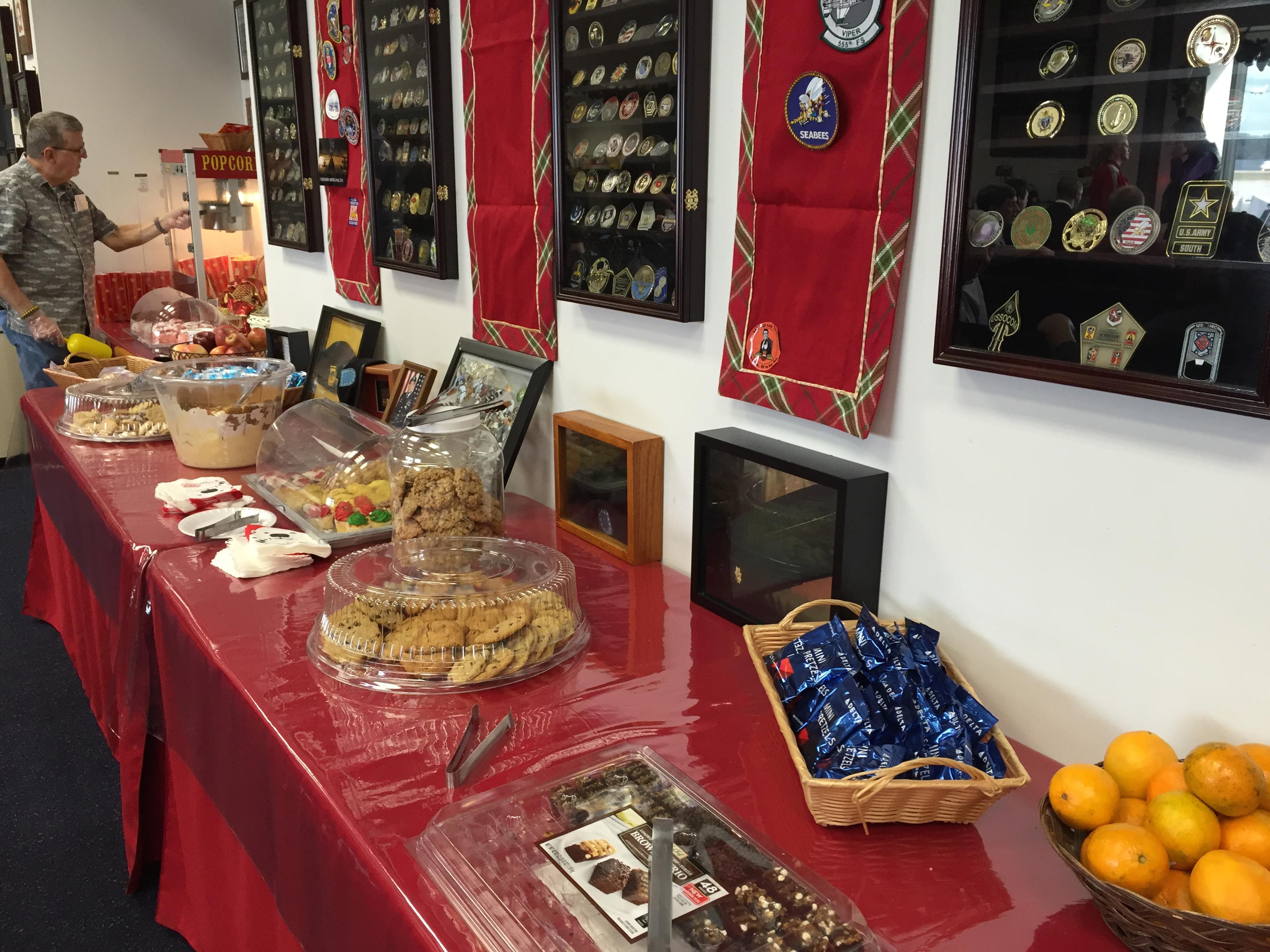 Free Food For Veterans In Atlanta