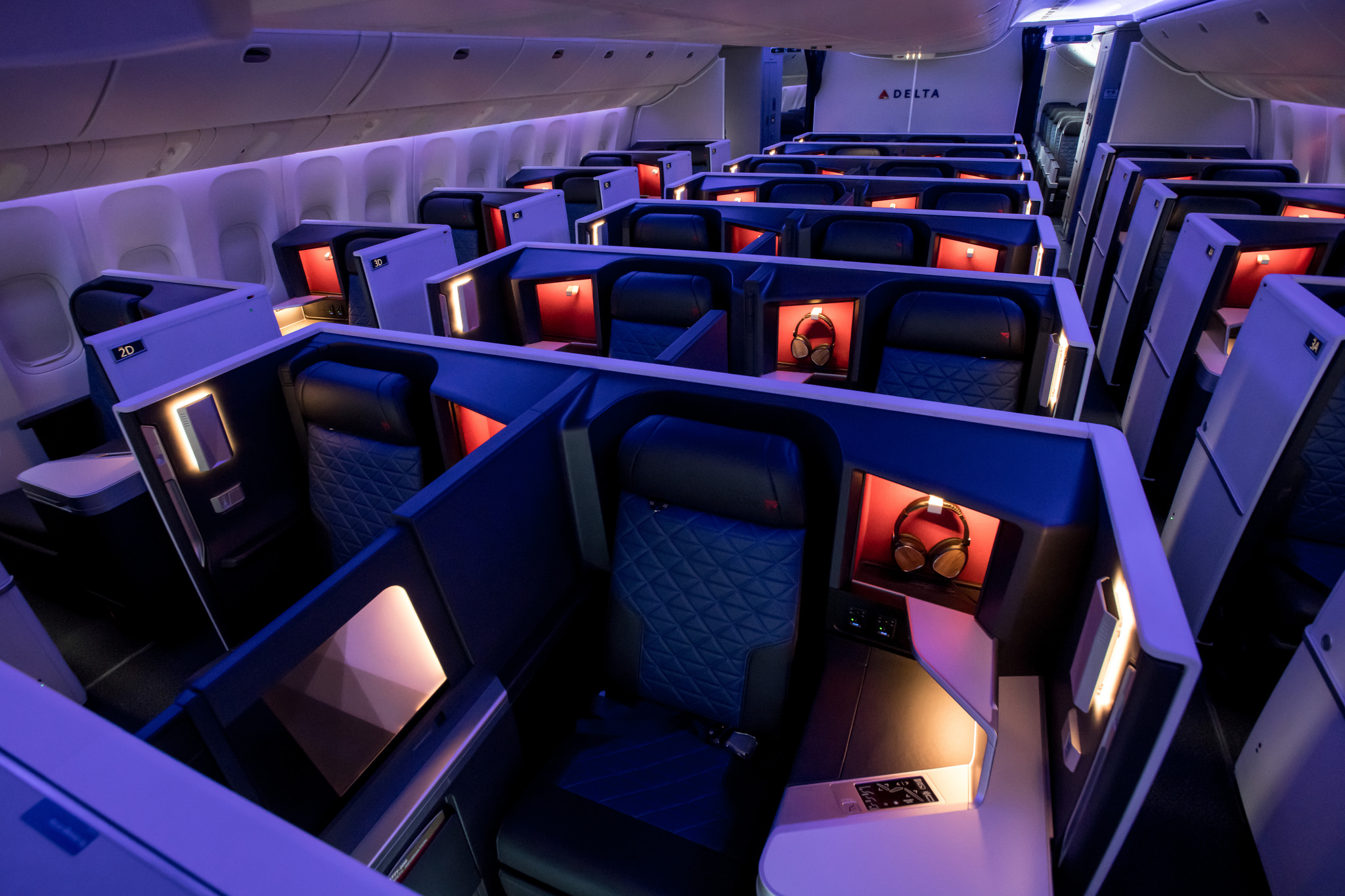 Delta To Debut First Aircraft With All
