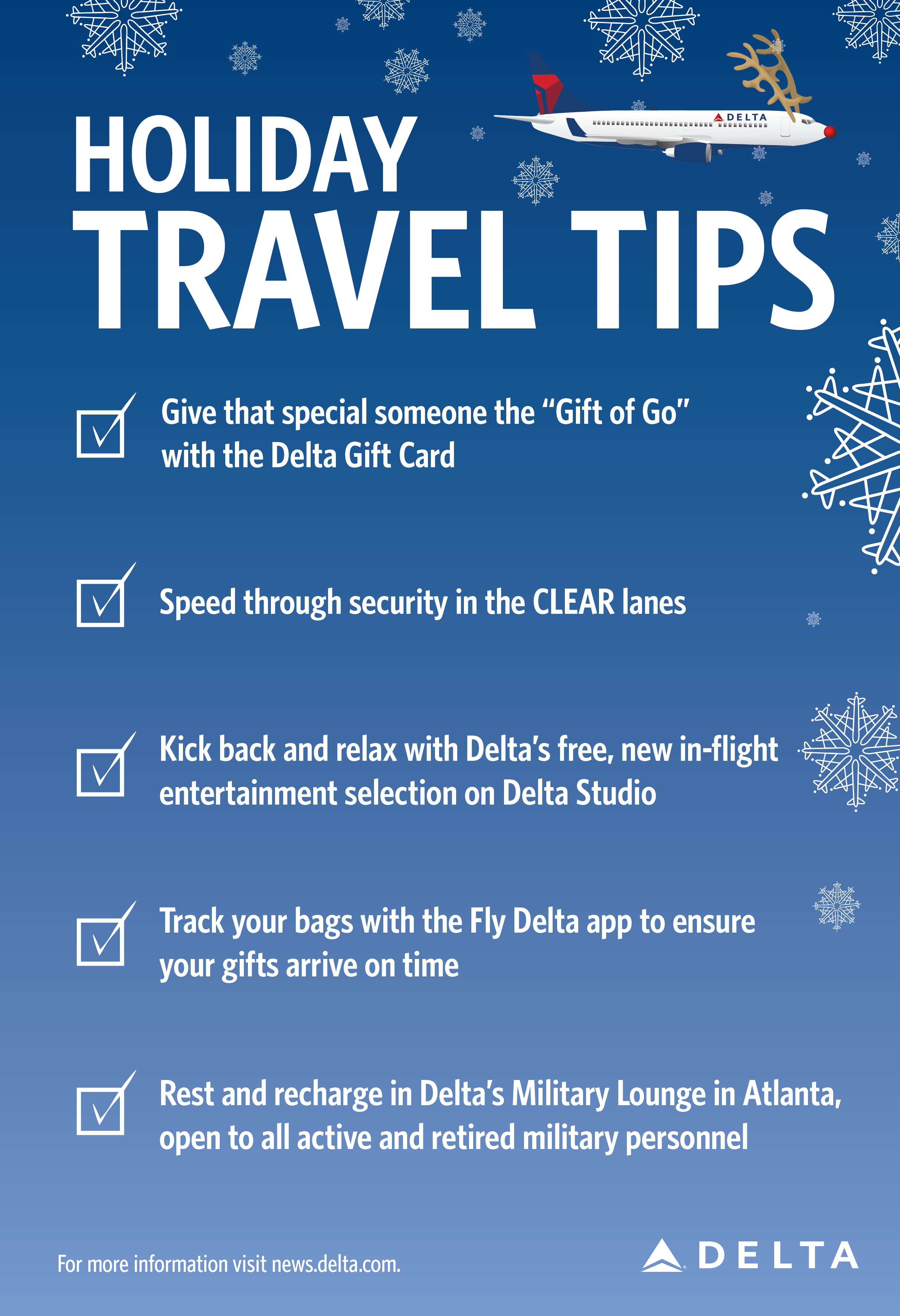 5 travel tips to keep in mind this holiday season delta news hub
