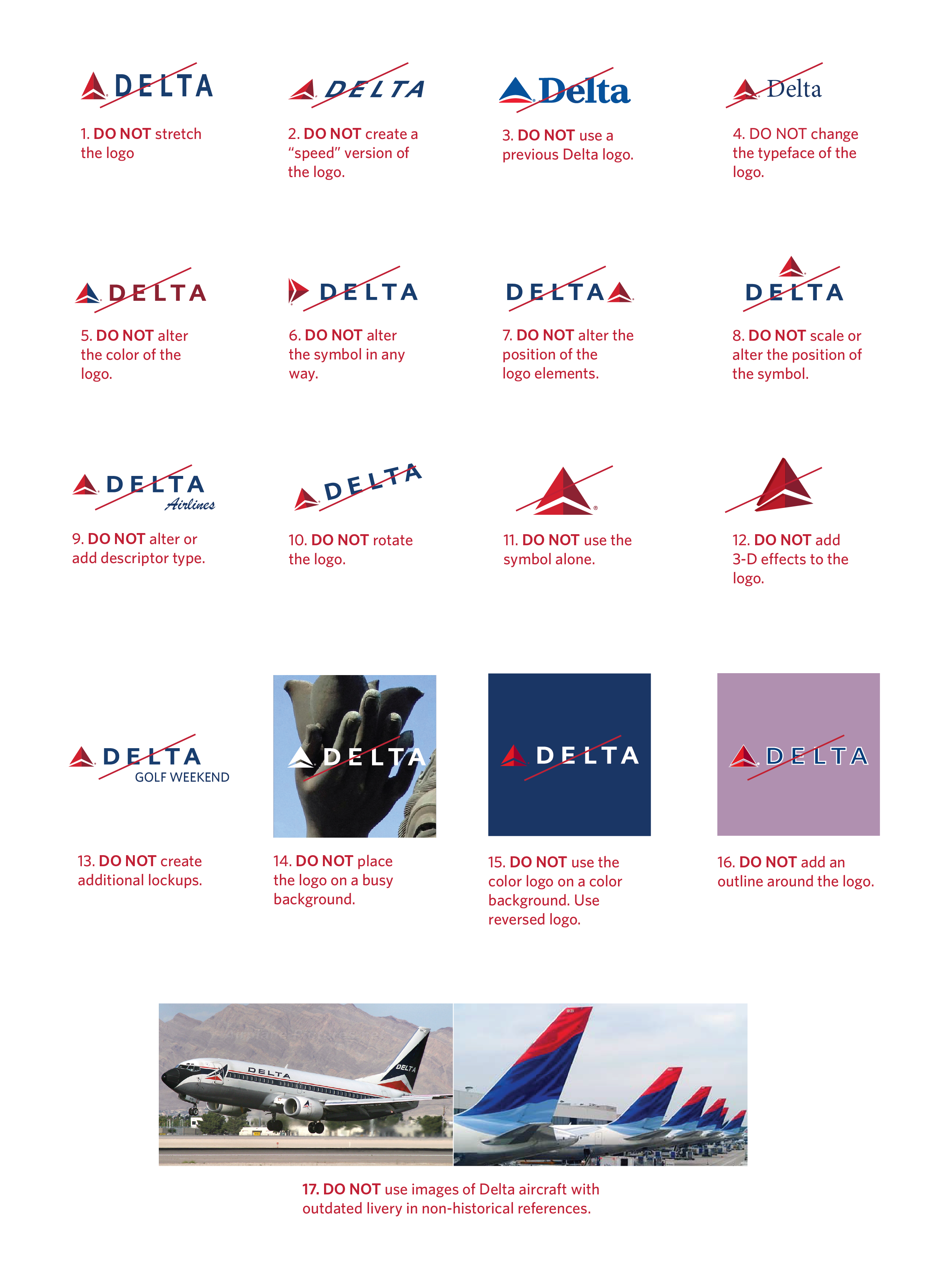 Delta logos delta news hub delta logodosanddonts biocorpaavc Choice Image