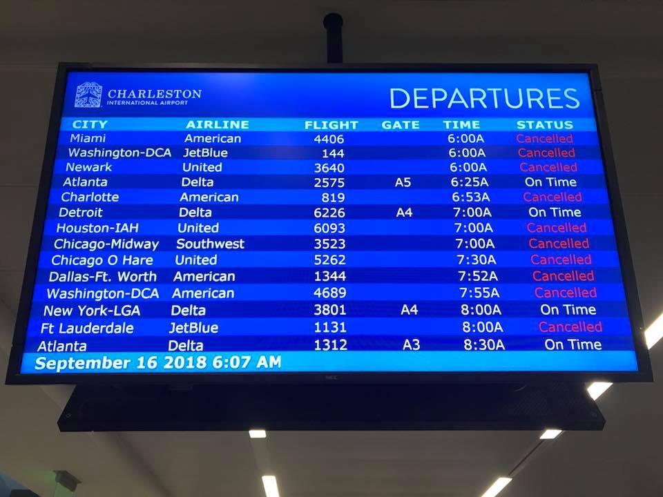 Update Delta Resumes Flights To Select Carolina Cities Evaluates