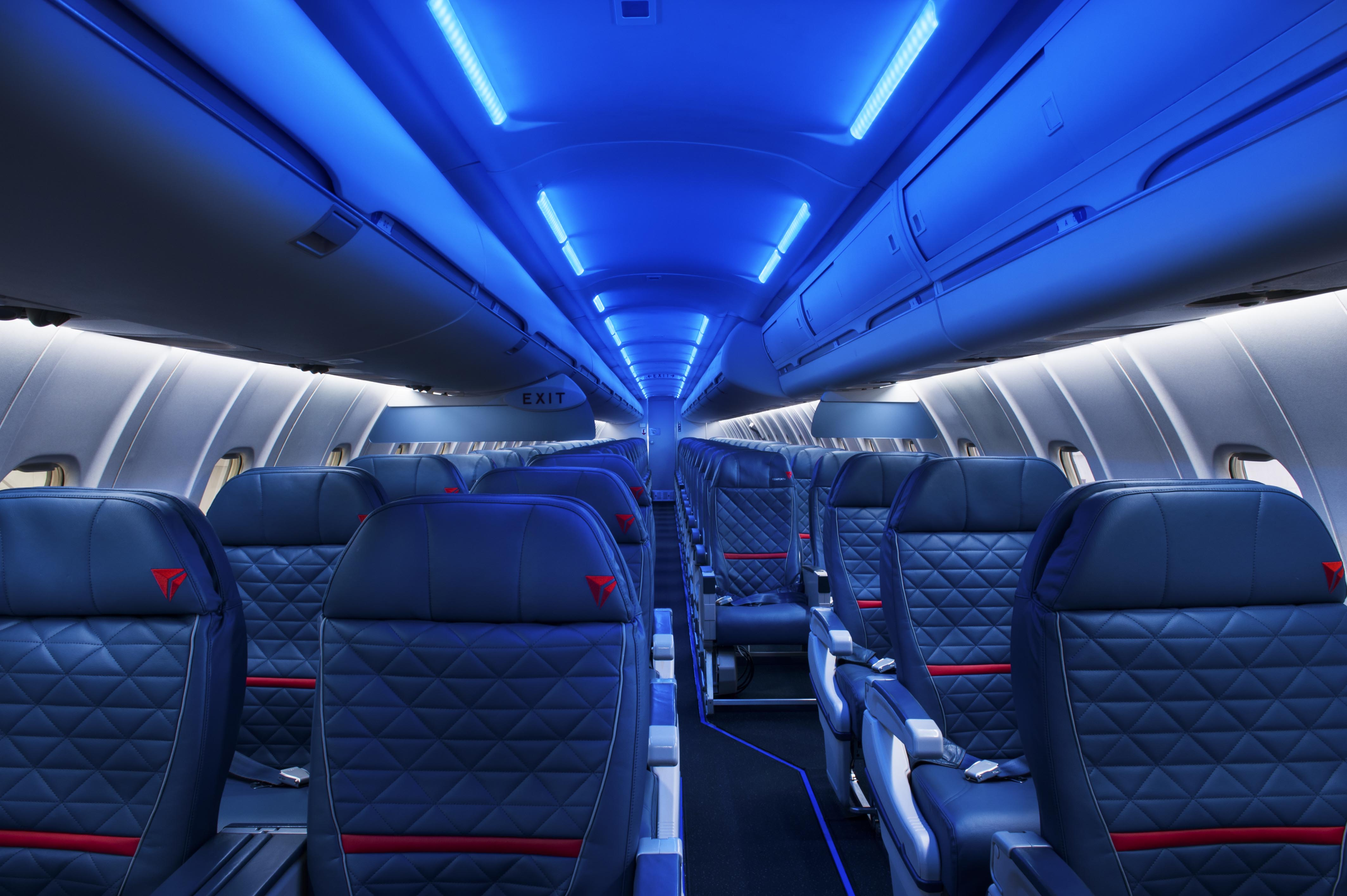 Delta S Regional Jets Go Under The Knife Receive