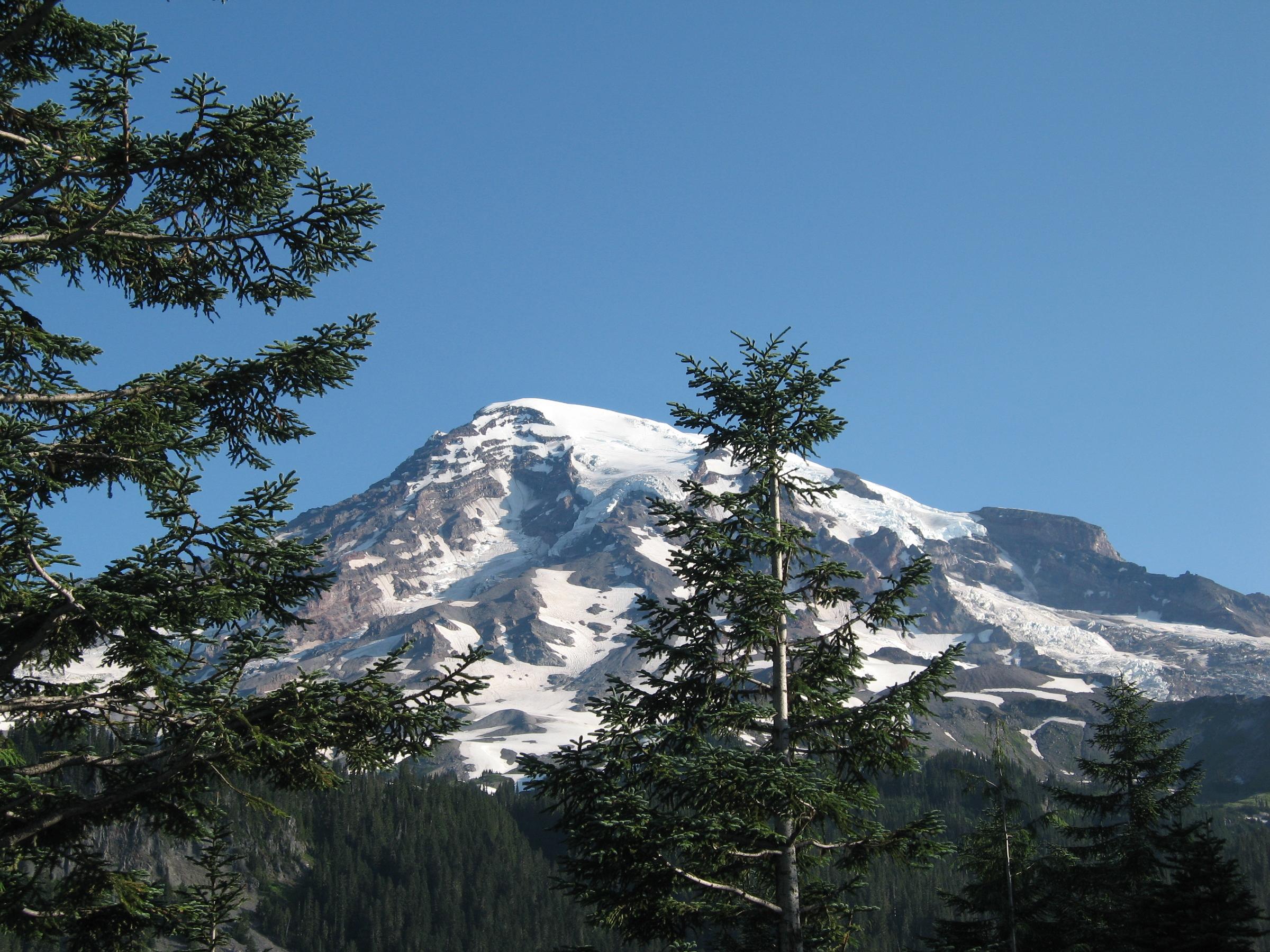 Mount Rainier, Seattle