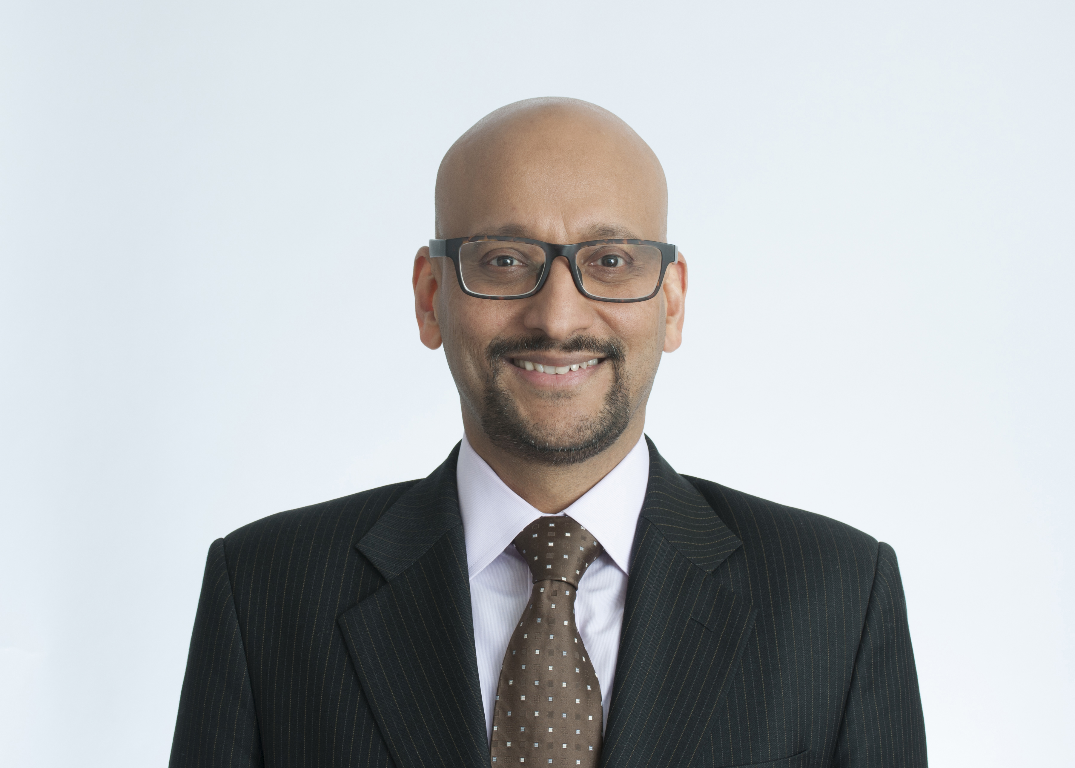 Rahul Samant Executive Headshot