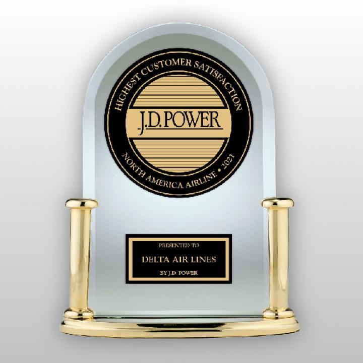 Delta J.D. Power Award