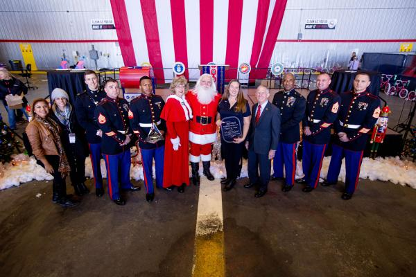 Delta Toys for Tots