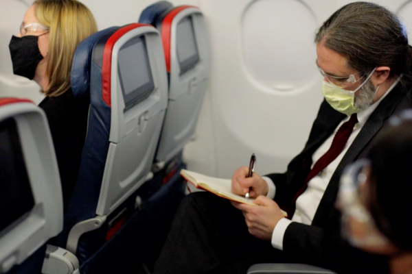 Mayo Clinic's review of Delta in-flight service helps guide our safety response