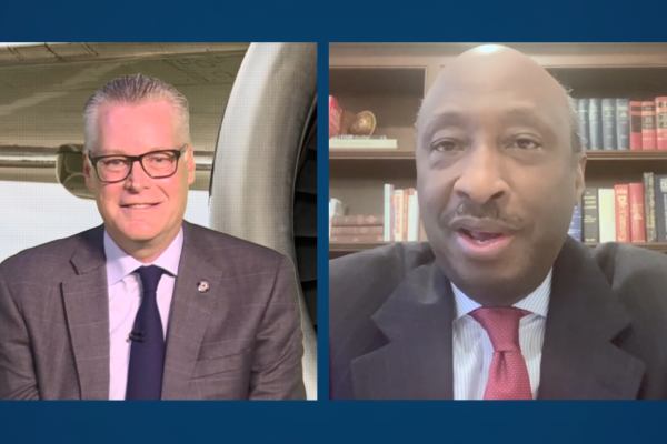 Ed Bastian and Ken Frazier LEAD conversation