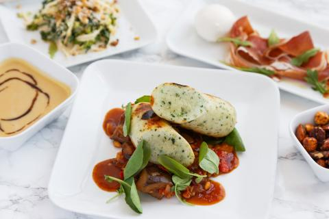 New York's Maialino brings taste of Roman trattoria on board