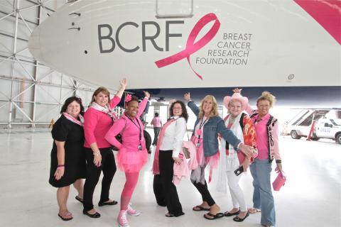 Breast Cancer Flight
